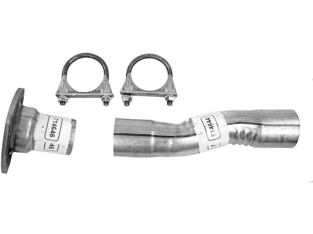 Exhaust Mounting Kit For 95-99 Chevy GMC Oldsmobile Blazer