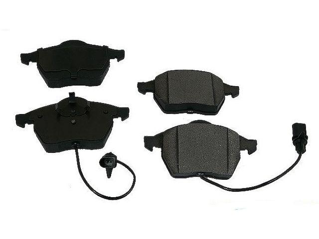 Front Brake Pad Set For 98-06 Audi VW A4 Quattro A6 Passat 3.0L V6 1.8L 4 SQ85S4