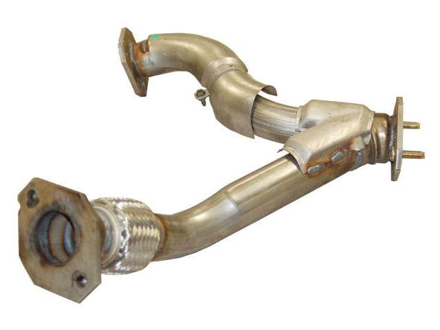 Details about Exhaust Pipe For 98-04 Isuzu Honda Rodeo Passport Sport Axiom  Amigo 3 2L YZ73H8