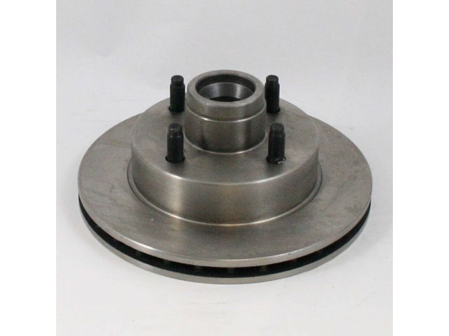 Front Brake Rotor And Hub Assembly For Ford Mustang Ii