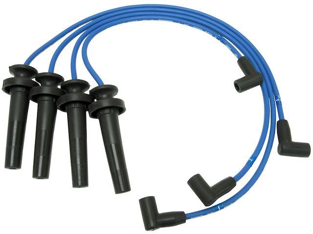 Spark Plug Wire Set For 94-02 Saturn SC2 SL2 SW2 1.9L 4 ...