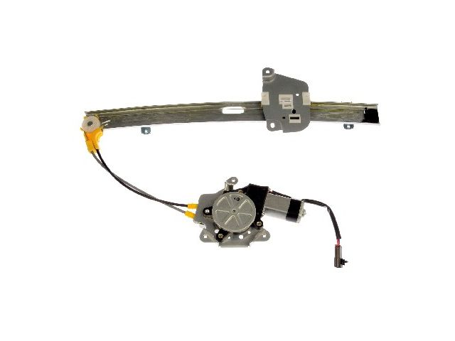 Front Left Window Regulator For 87