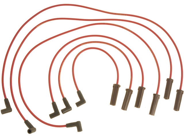 Spark Plug Wire Set For 01