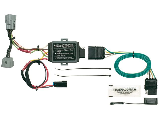 [FPER_4992]  Trailer Wiring Harness For 95-98 Jeep Grand Cherokee GG64N9   eBay   1997 Jeep Grand Cherokee Trailer Wiring Harness      eBay