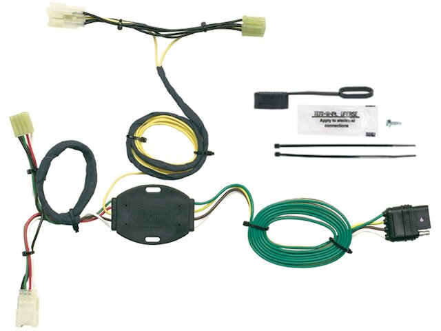 Trailer Wiring Harness For 01