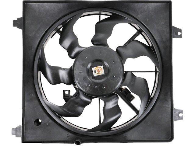 Left Engine Cooling Fan For 07