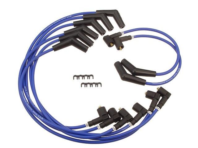 Spark Plug Wire Set For 98