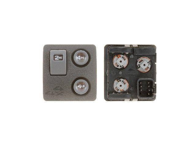 4WD Switch For 98-05 Chevy GMC Oldsmobile Blazer Jimmy S10 Sonoma Bravada ZS48H9