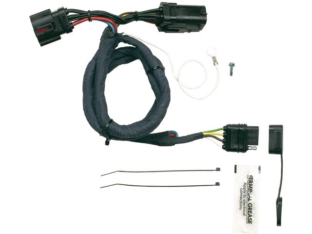 Trailer Wiring Harness For 97