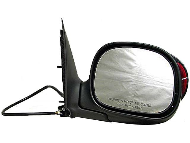 Right Mirror For 00-04 Ford F150 Heritage Extended Cab Pickup Standard NR22P3
