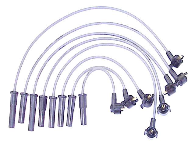 Spark Plug Wire Set For 91