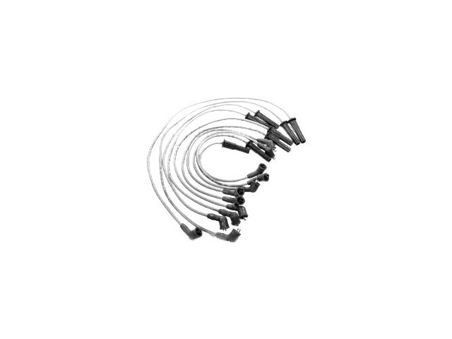 Spark Plug Wire Set For 86-89 Nissan D21 Pathfinder 2.4L 4