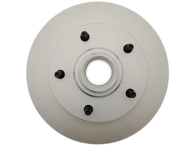 Front Brake Rotor and Hub Assembly For 94-00 Ford E150 ...